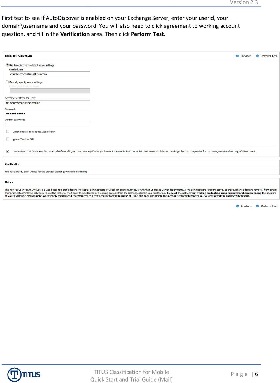 You will also need to click agreement to working account question,
