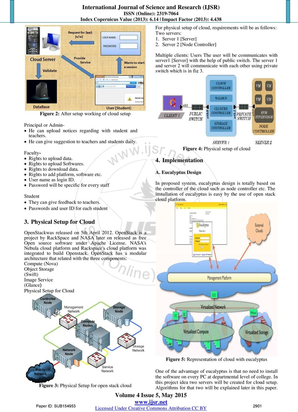 The server 1 and server 2 will communicate with each other using private switch which is in fig 3.