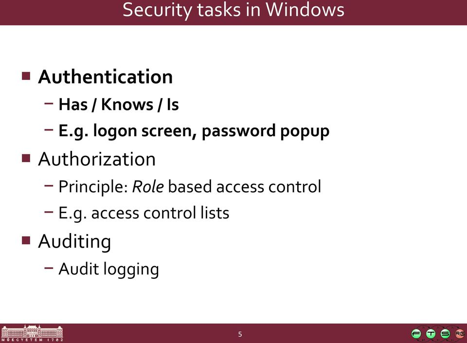 logon screen, password popup Authorization