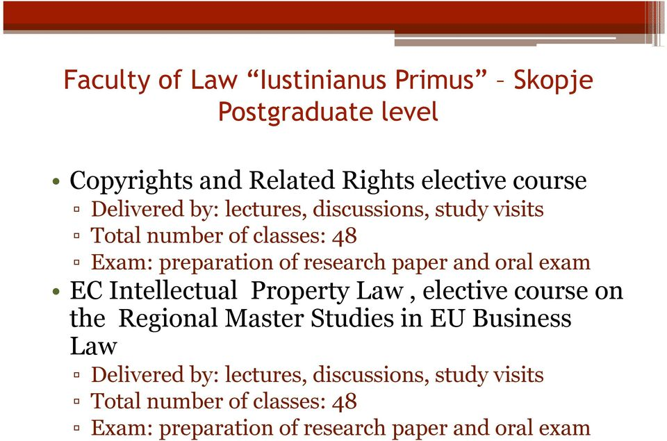 intellectual property rights research paper This essay will consider the topic of how adequately intellectual property rights protect the position of the creator, with whom those rights may reside.