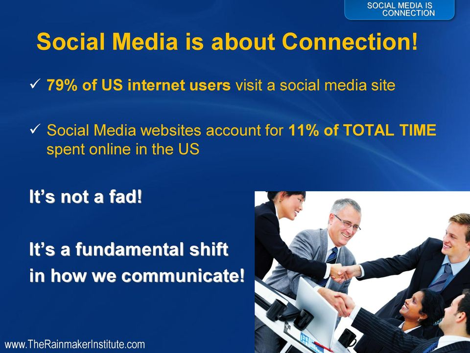 websites account for 11% of TOTAL TIME spent online in the US It s