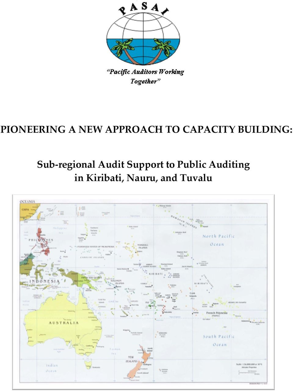 Sub-regional Audit Support to