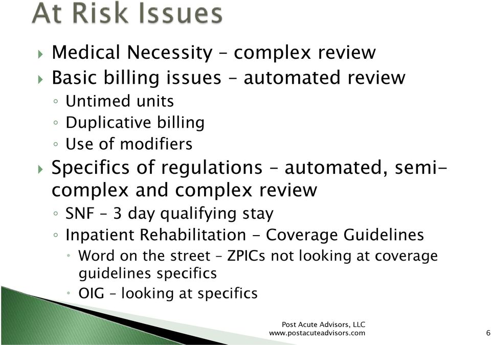 complex review SNF 3 day qualifying stay Inpatient Rehabilitation - Coverage Guidelines Word on