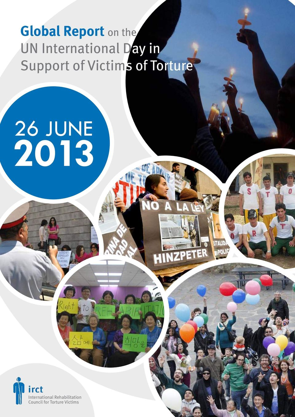 Victims of Torture 26 JUNE 2013