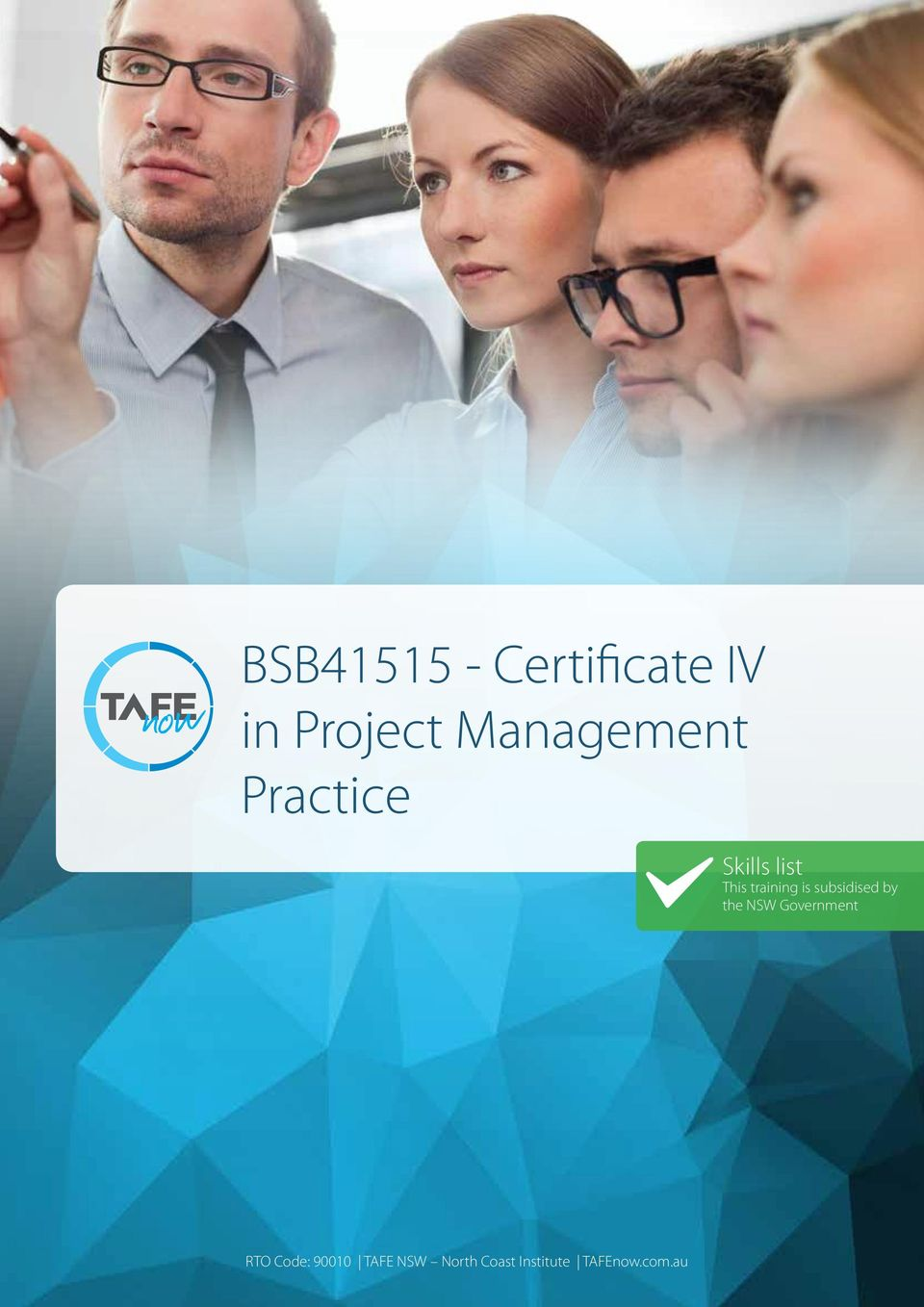 Bsb Certificate Iv In Project Management Practice Skills List This