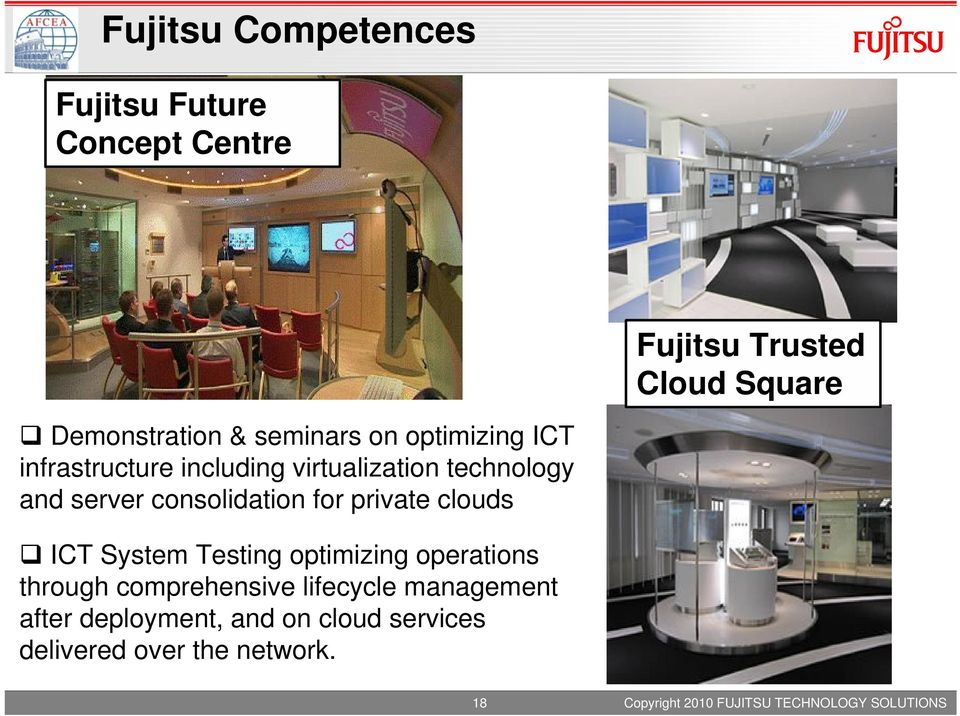 private clouds ICT System Testing optimizing operations through comprehensive lifecycle management