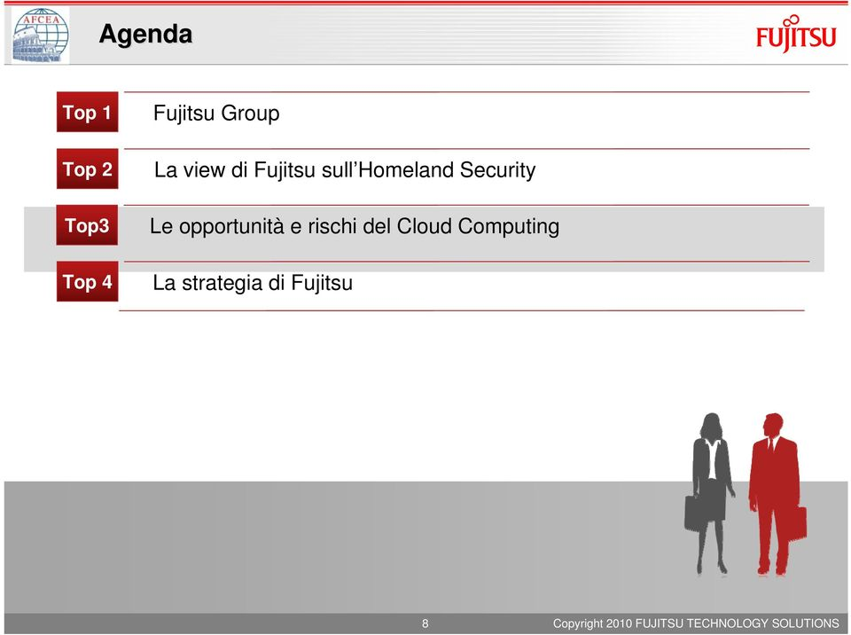 opportunità e rischi del Cloud Computing La