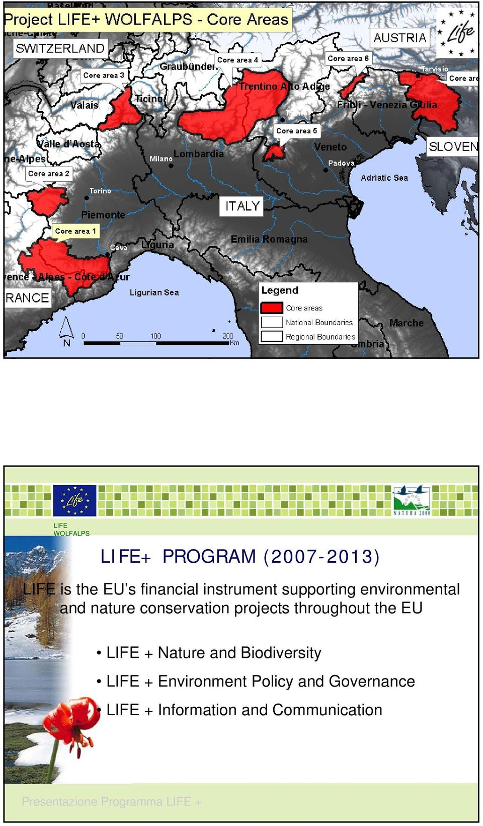 throughout the EU + Nature and Biodiversity + Environment