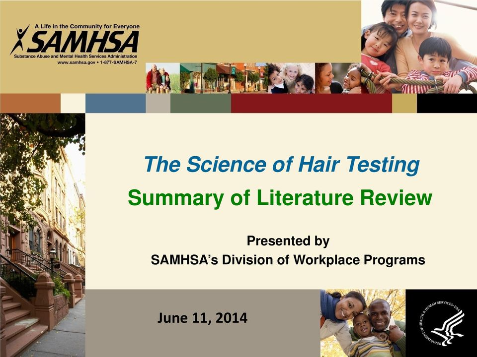 Presented by SAMHSA s Division