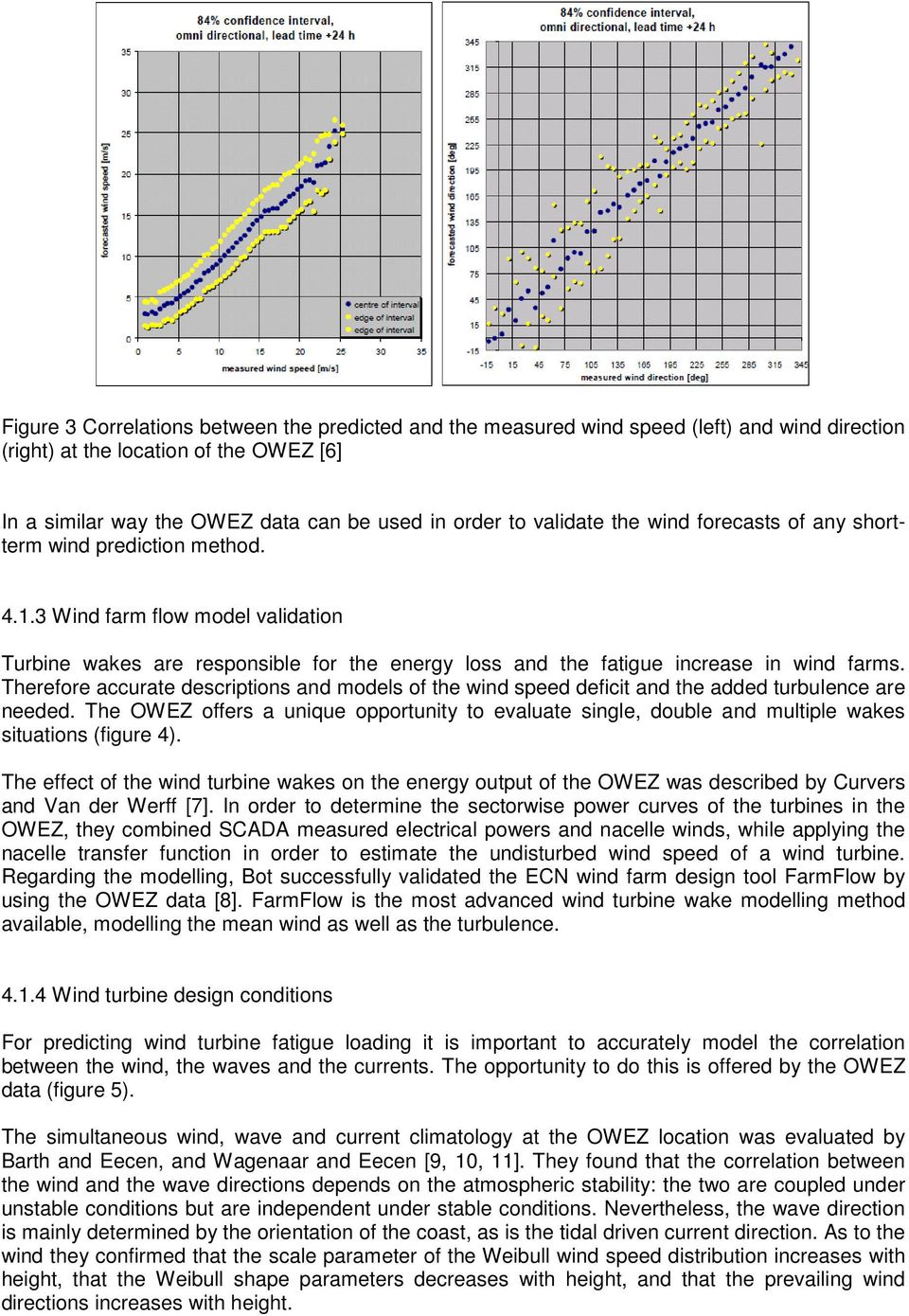 Therefore accurate descriptions and models of the wind speed deficit and the added turbulence are needed.