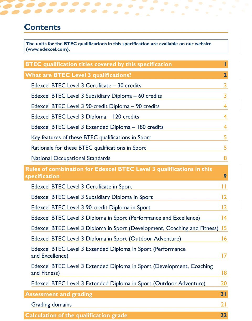 btec level 3 extended diploma in sport sports development the development continuum Btec national subsidiary diploma, diploma or extended diploma in sport  assurance in sports development,  a level physical education pupils cover 3.