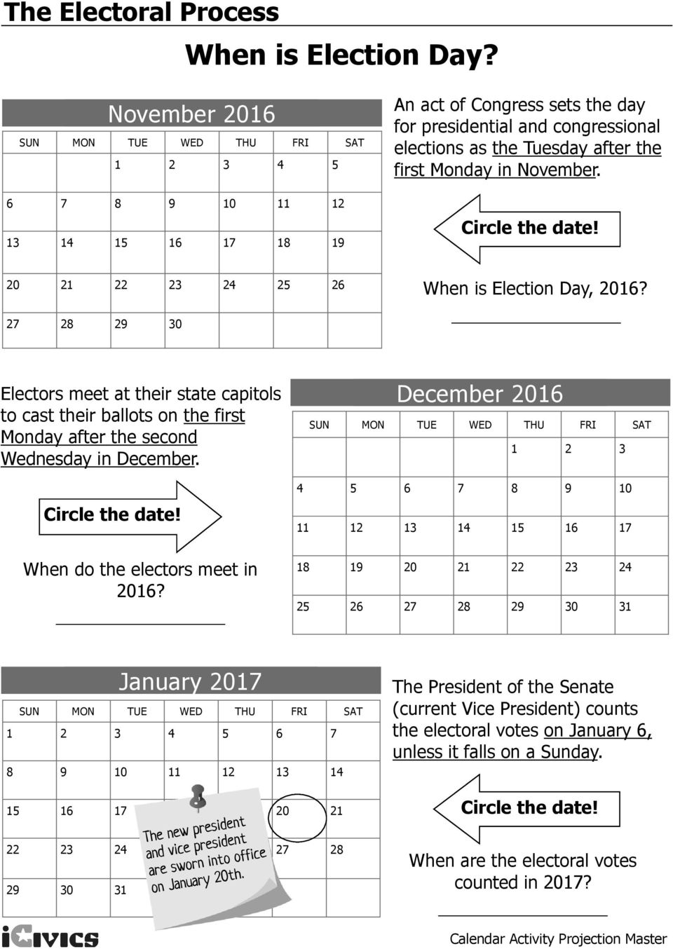 when do the state electors meet