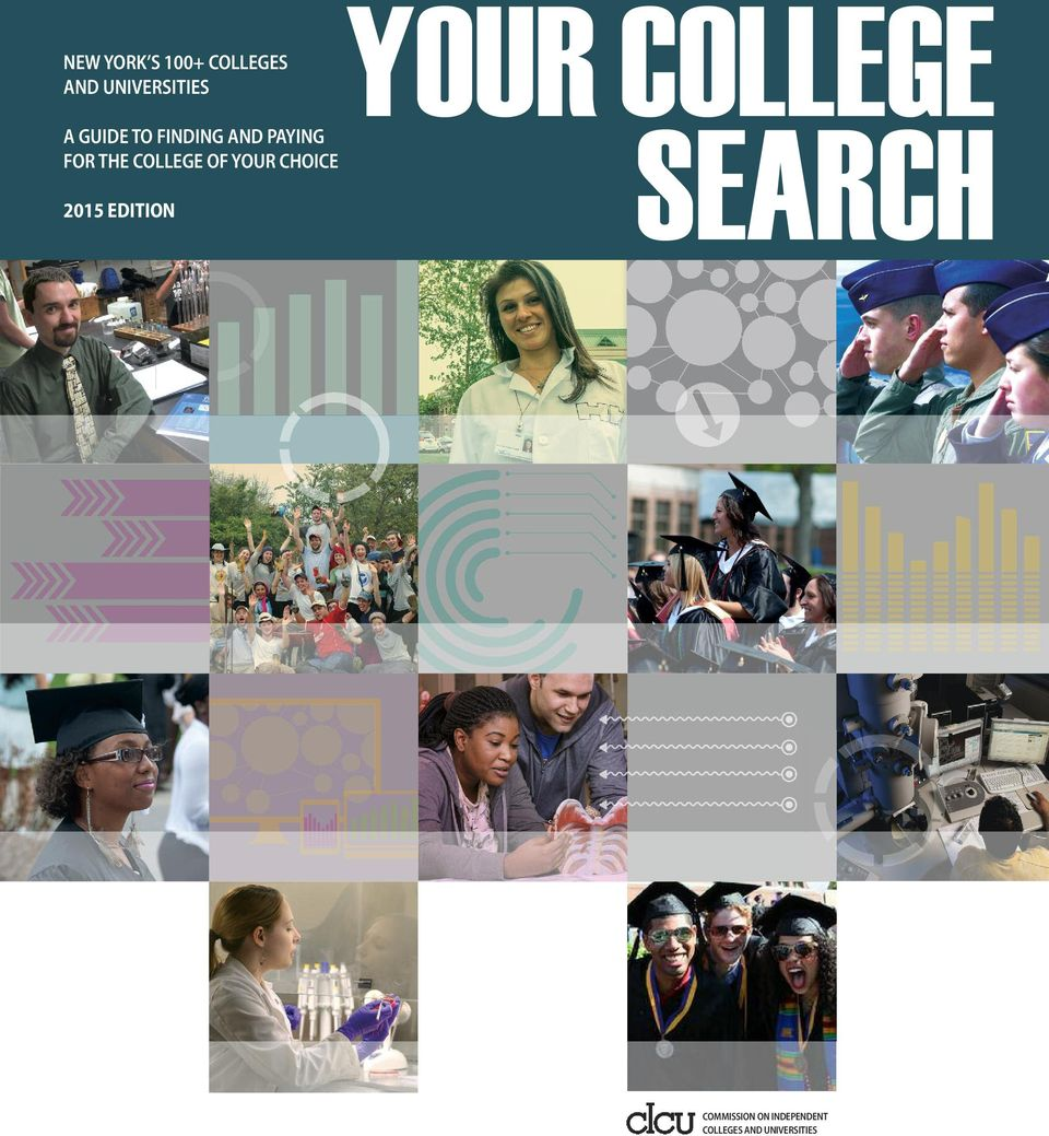 YOUR CHOICE 2015 EDITION YOUR COLLEGE SEARCH
