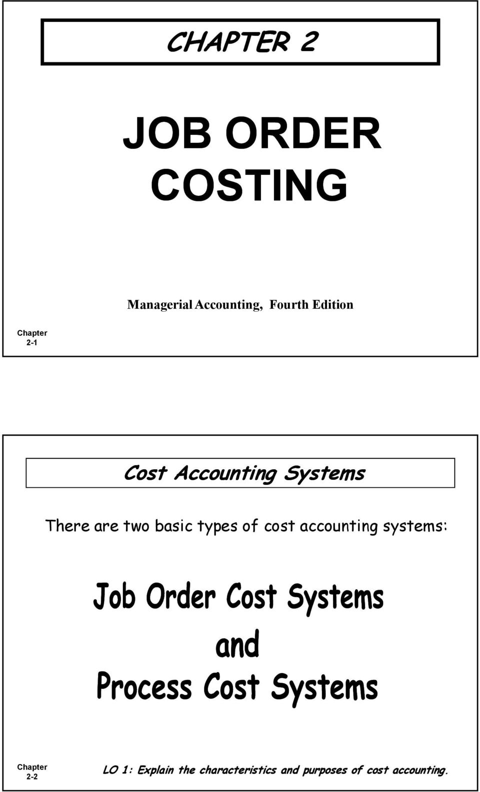 types of cost audit An auditor may specialize in types of audits based on the audit purpose due to the high cost of a single-purpose follow-up audit.