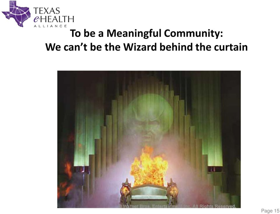 be the Wizard