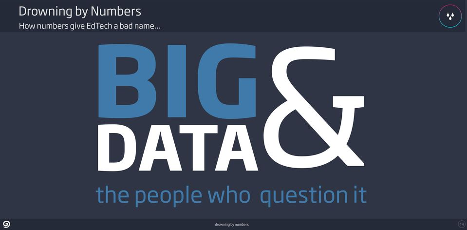 name BIG DATA& the people