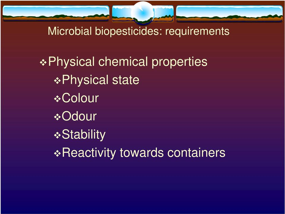 properties Physical state Colour