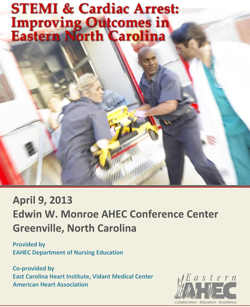 Carolina Provided by EAHEC Department of Nursing