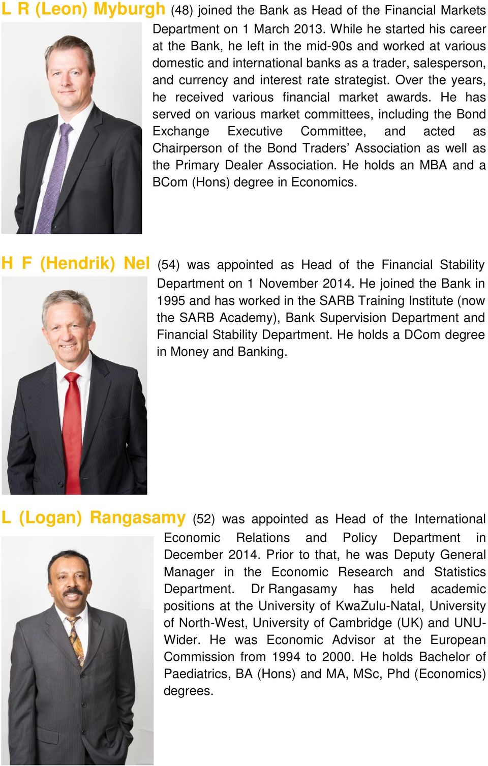 Over the years, he received various financial market awards.