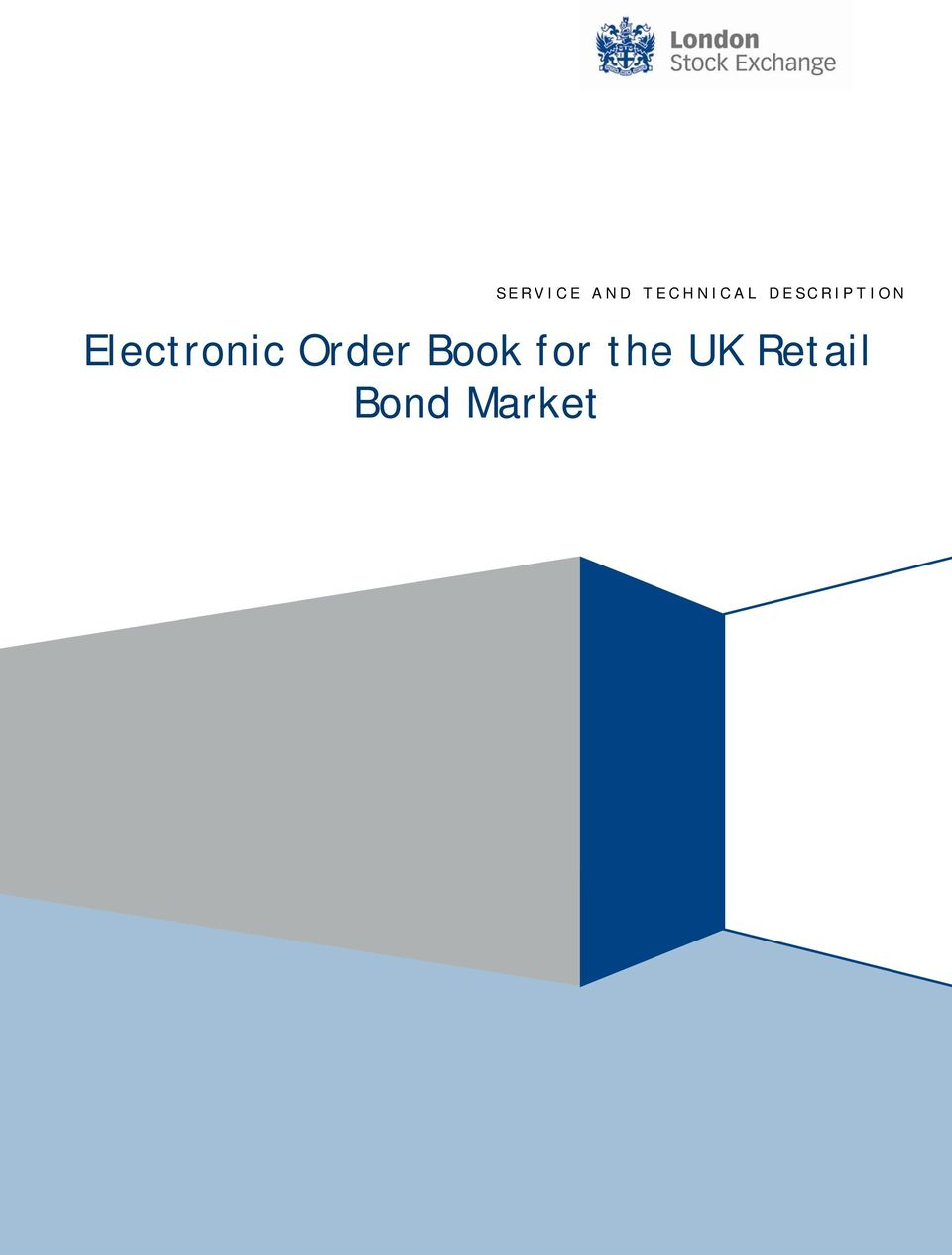 Electronic Order Book