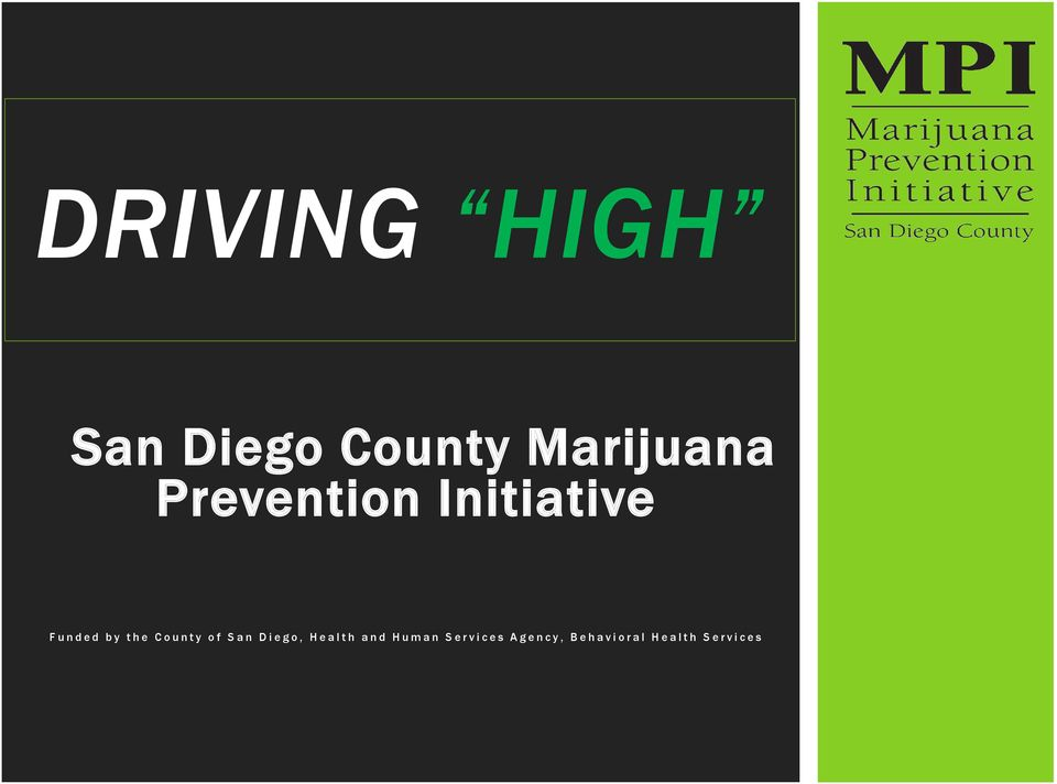 County of San Diego, Health and Human