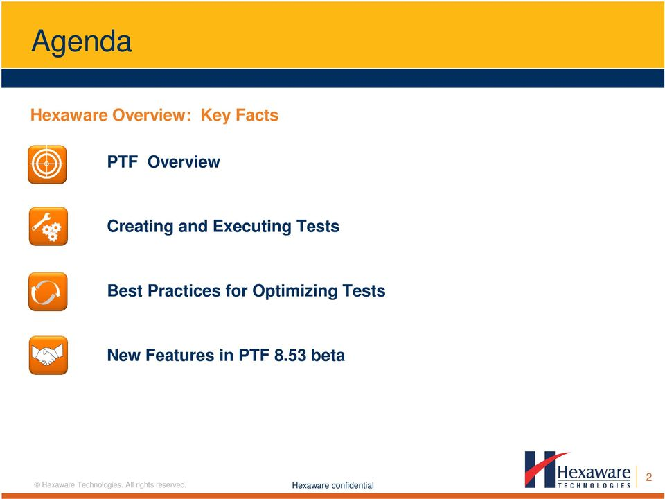 Tests Best Practices for Optimizing