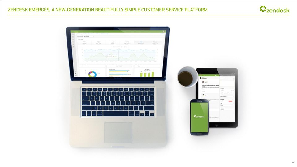 SIMPLE CUSTOMER SERVICE PLATFORM