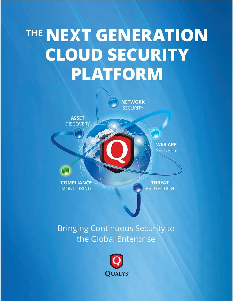 Our Journey Into the Cloud Qualys was founded in 1999 at the height of the technology bubble, when Internet security was just beginning to appear on About Qualys Qualys, Inc.