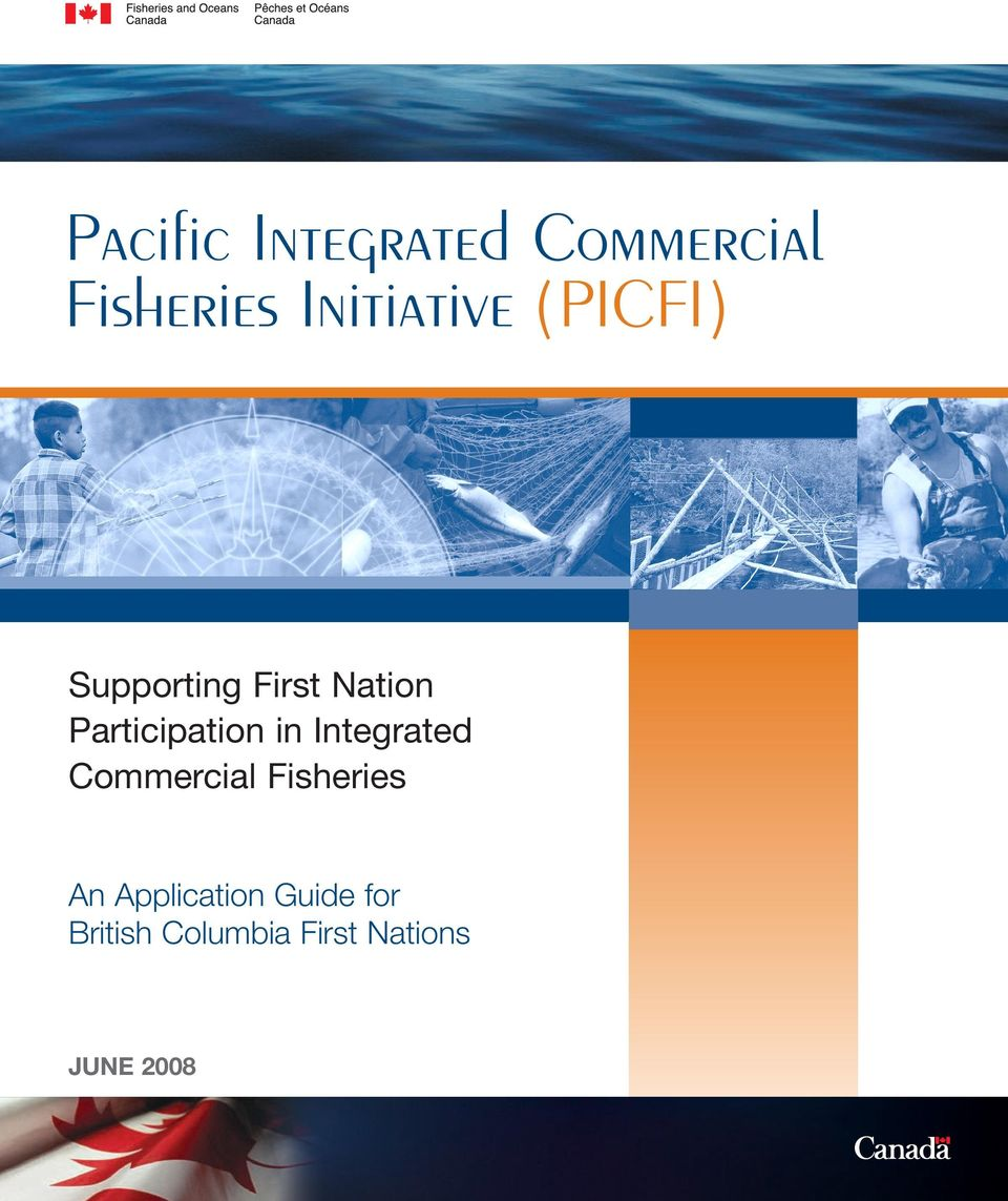 Participation in Integrated Commercial Fisheries