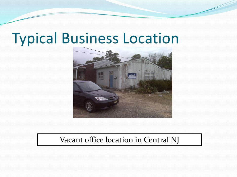 Location Vacant