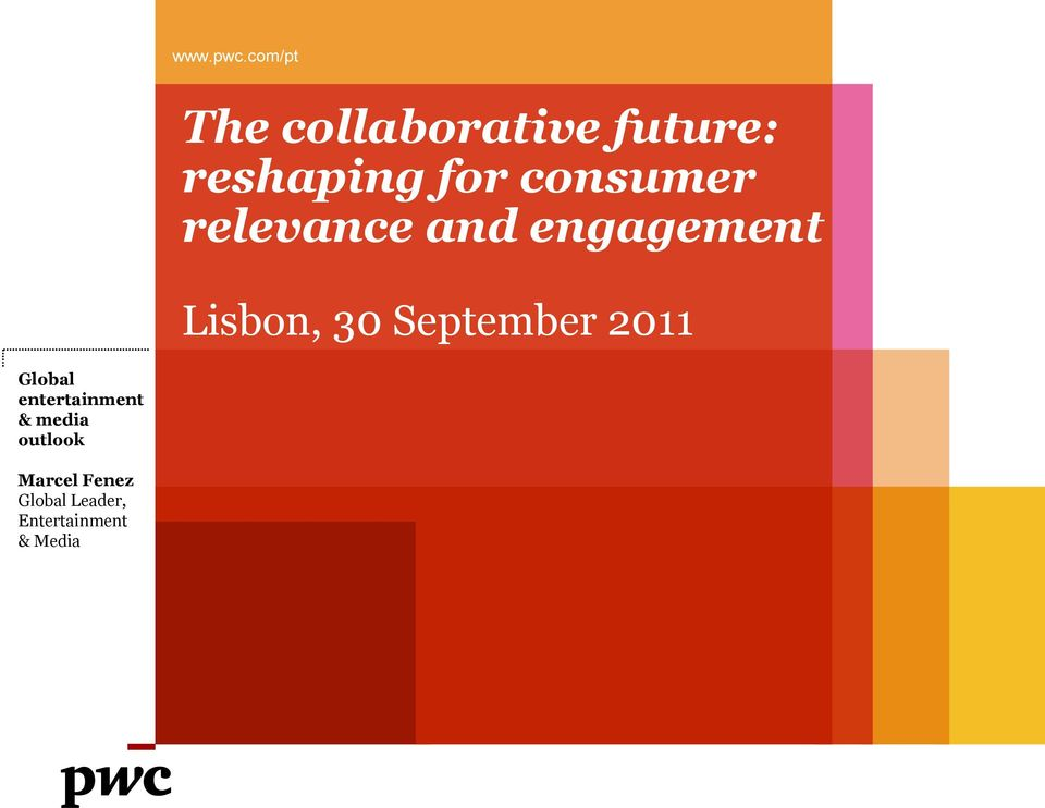 consumer relevance and engagement Lisbon, 30