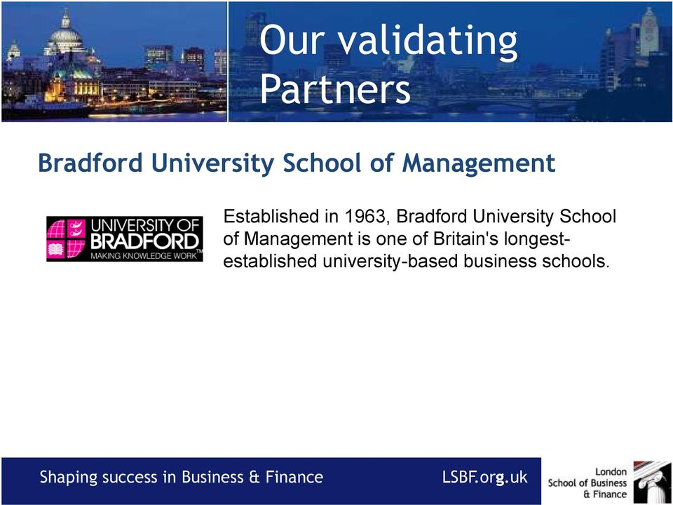 University School of Management is one of