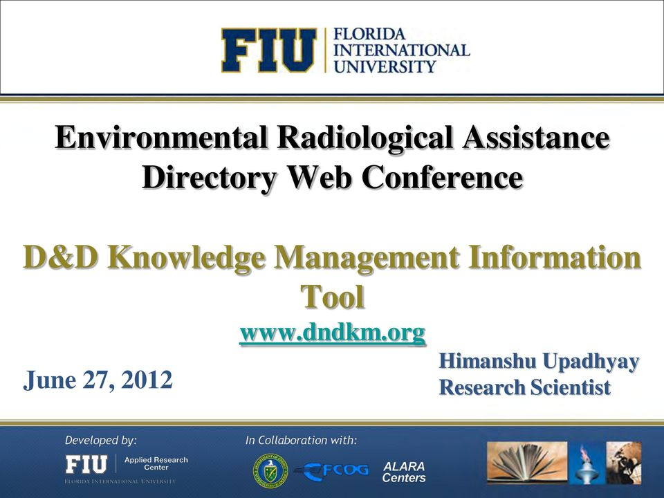 Management Information June 27, 2012 Tool