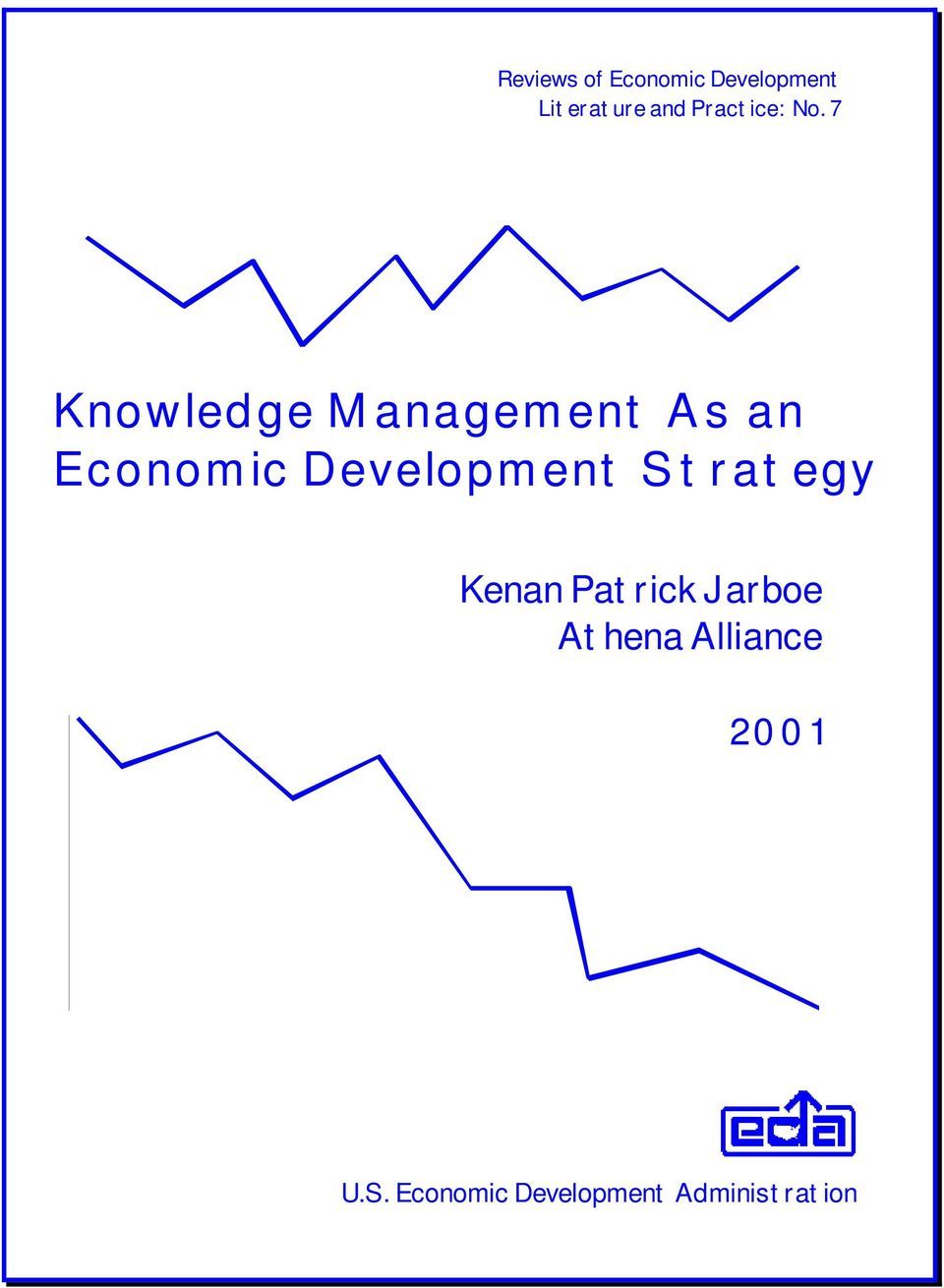 7 Knowledge Management As an Economic Development