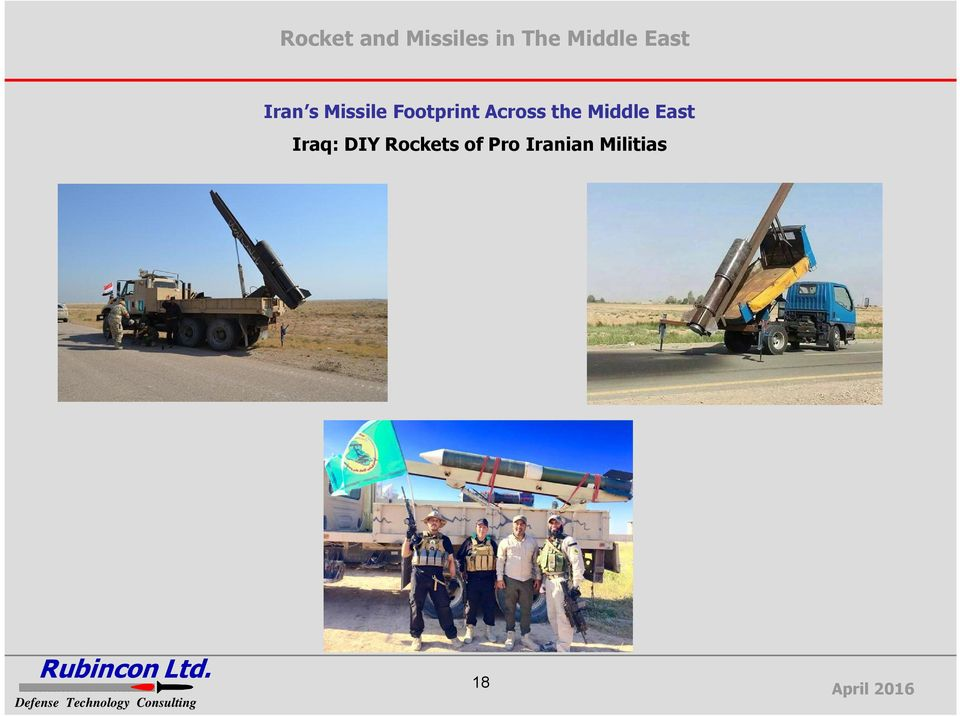 Middle East Iraq: DIY