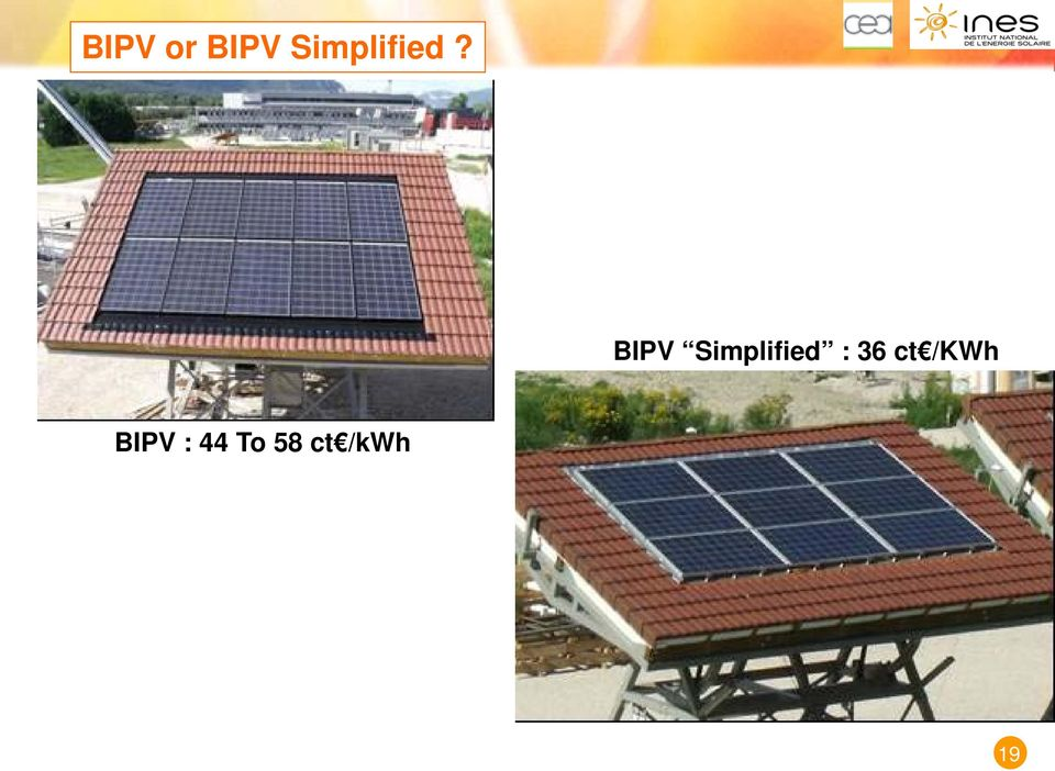 BIPV Simplified :