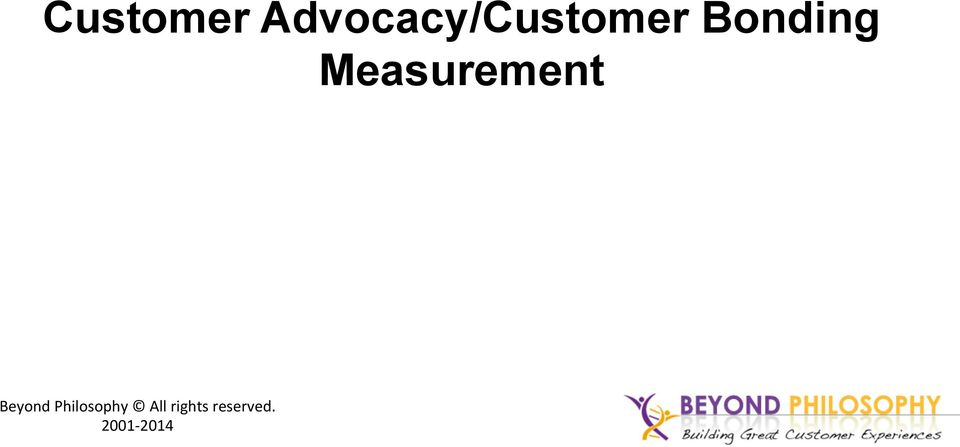 Measurement Beyond
