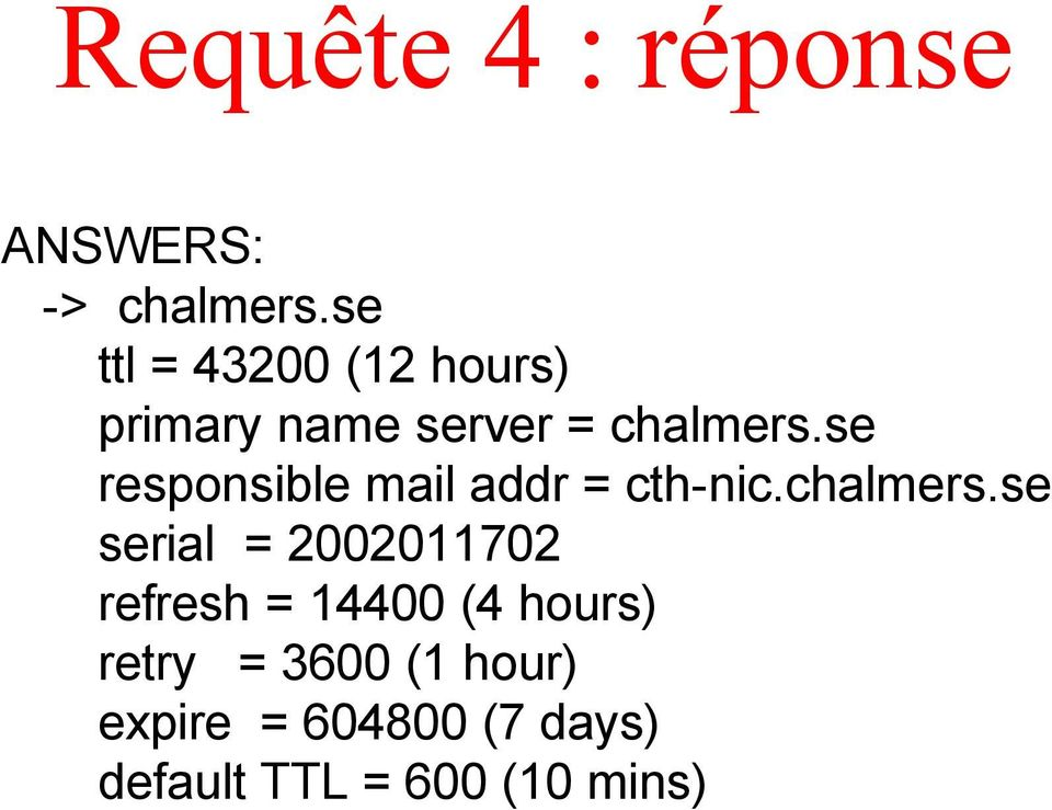 se responsible mail addr = cth-nic.chalmers.