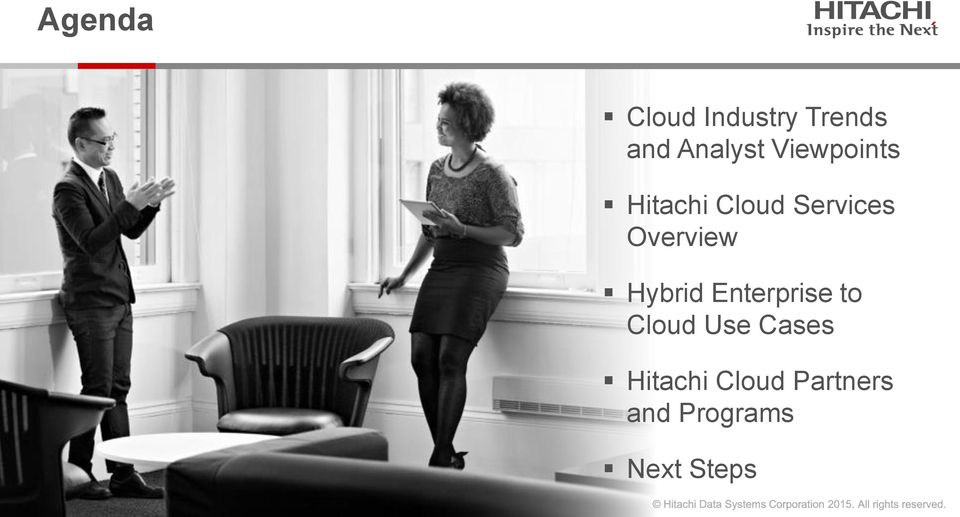 Overview Hybrid Enterprise to Cloud Use