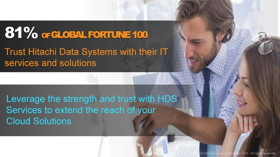 Leverage the strength and trust with HDS