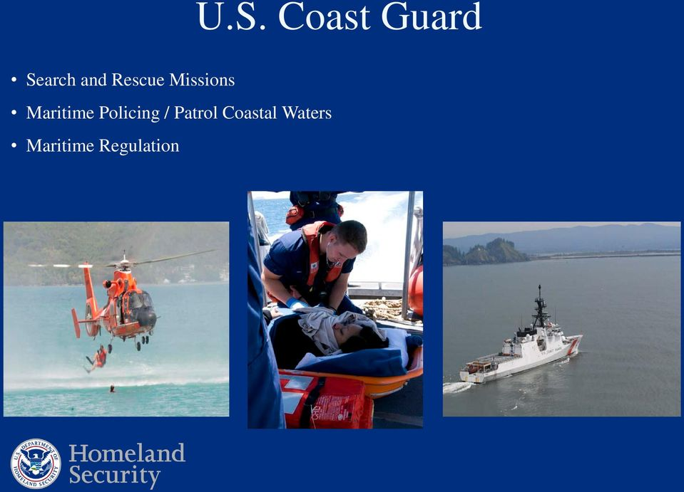 Coastal Waters Maritime