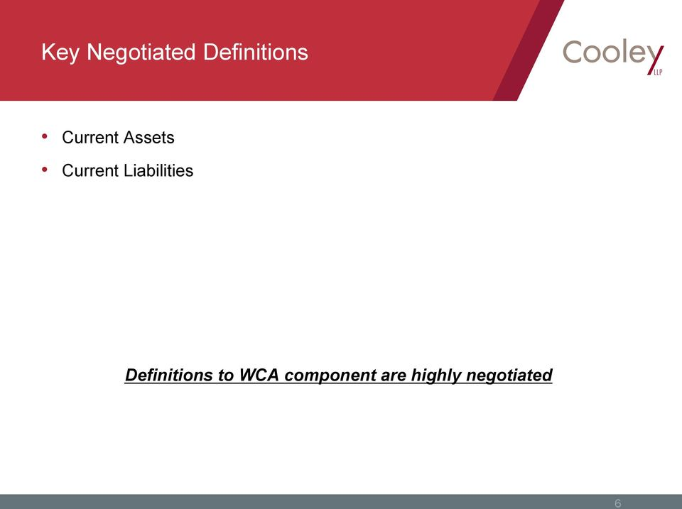 Liabilities Definitions to