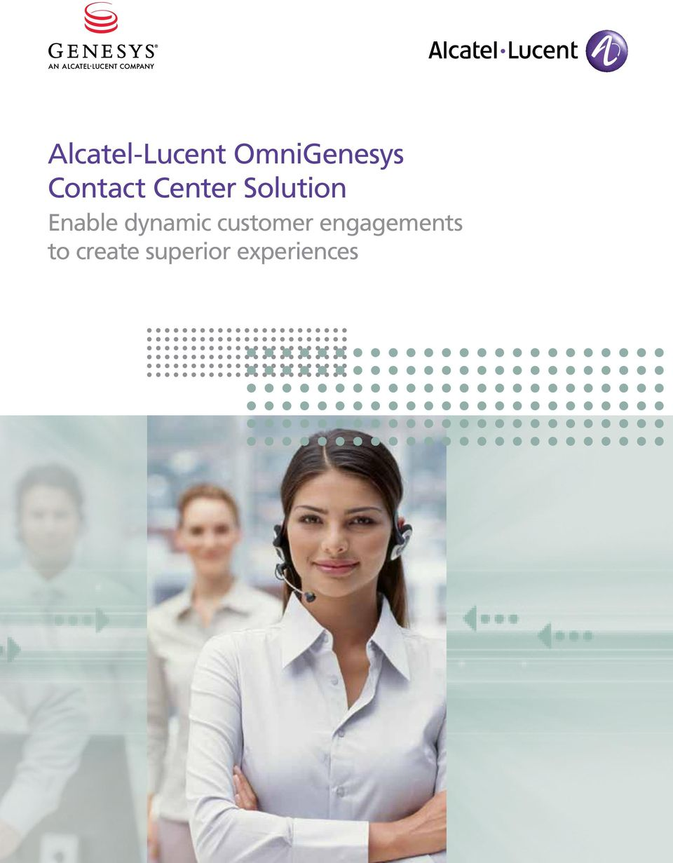 Enable dynamic customer