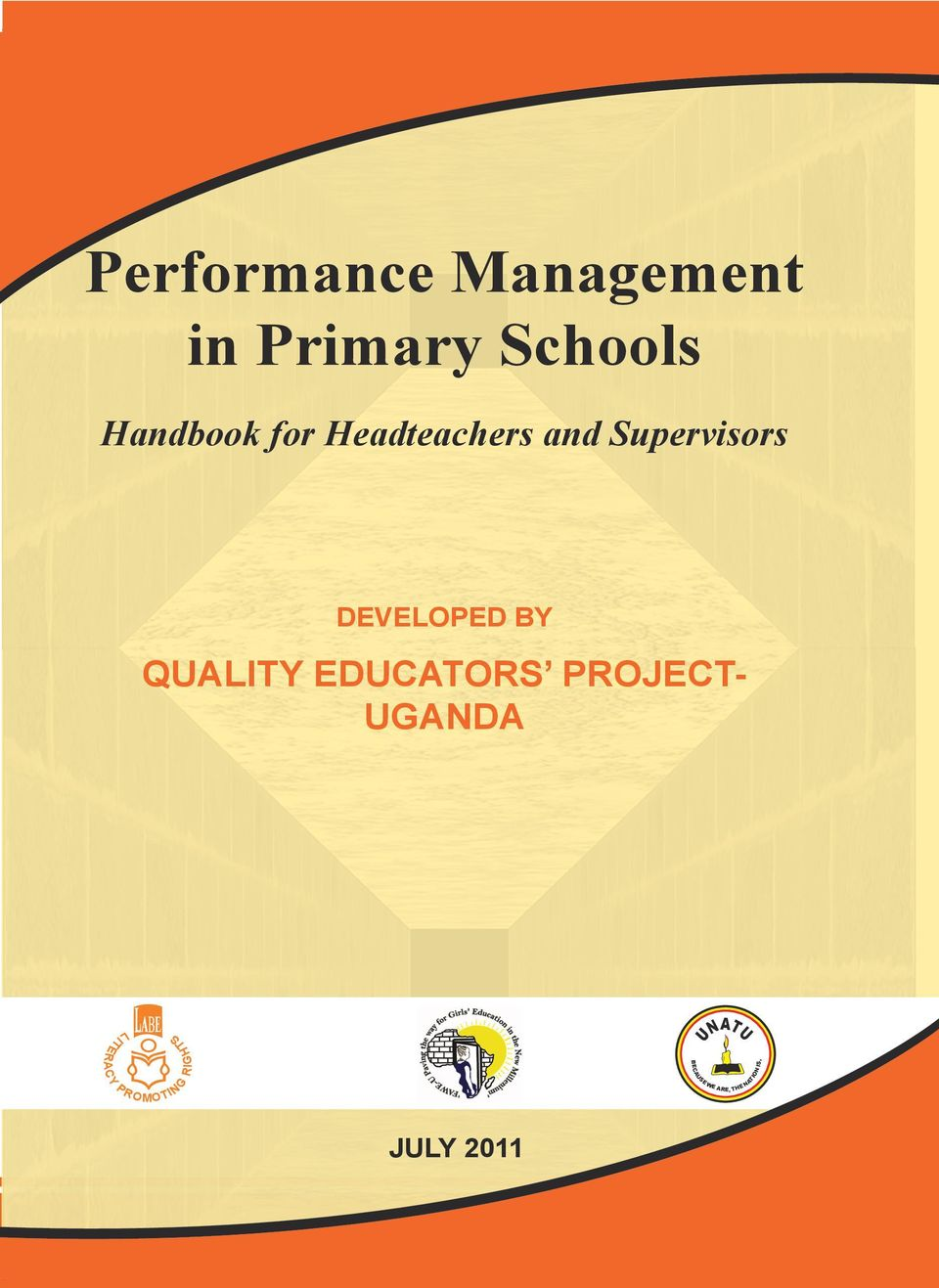 PROJECT- UGANDA LITERACY PROMOTING RIGHTS Literacy and Adult
