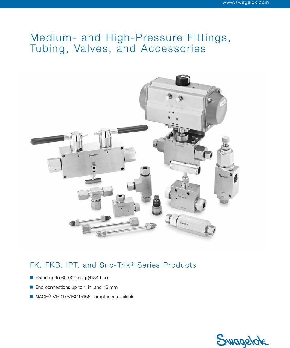 ccessories FK, FKB, IPT, and Sno-Trik Series Products