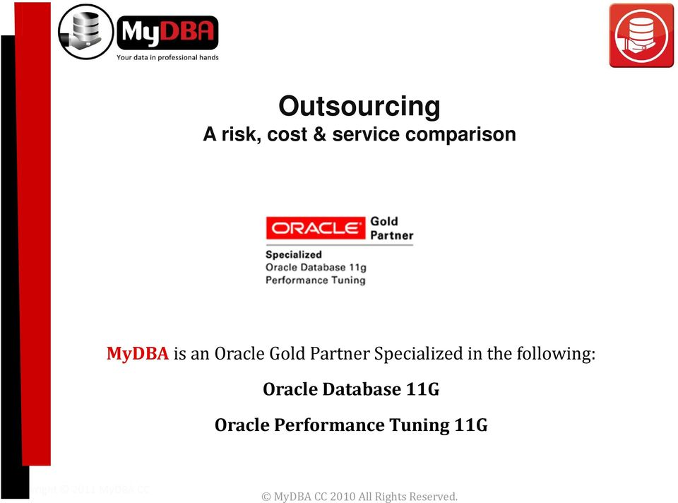Oracle Database 11G Oracle