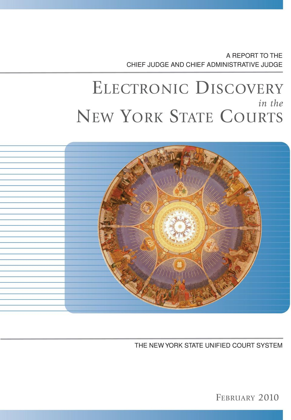 DISCOVERY in the NEW YORK STATE COURTS