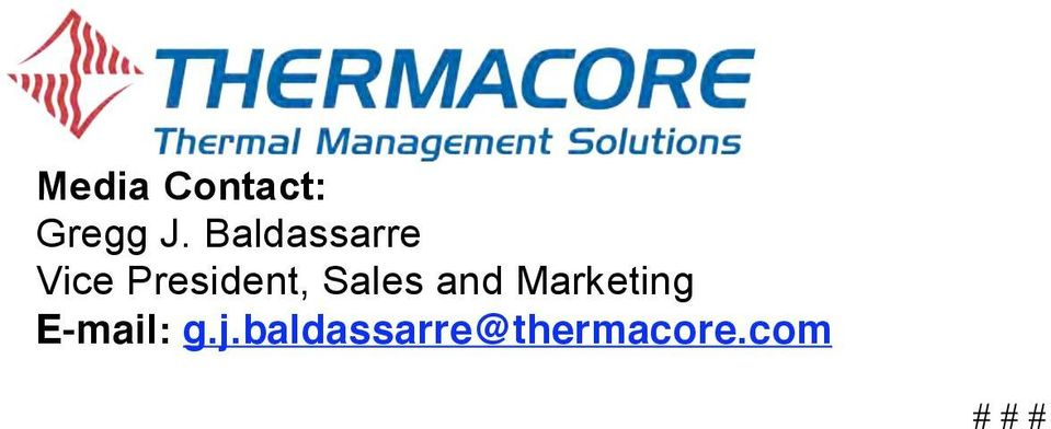 Sales and Marketing E-mail: