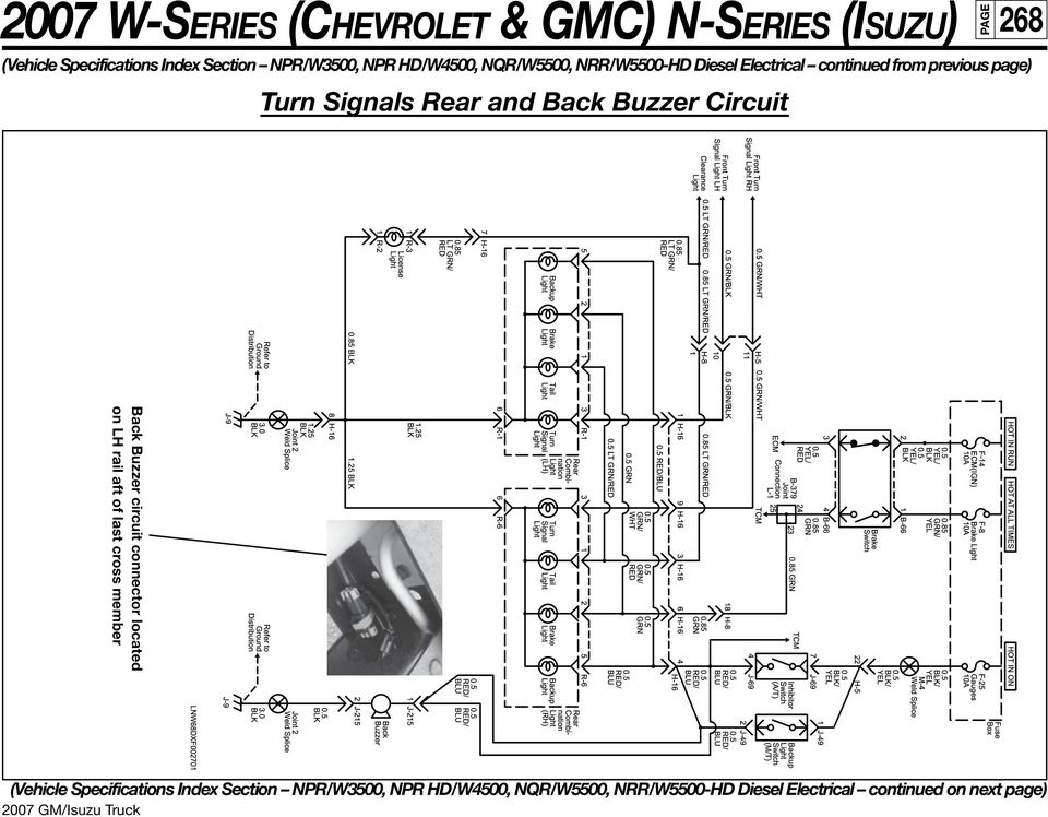 2007 gmc w4500 wiring diagram 2000 gmc w4500 wiring diagram