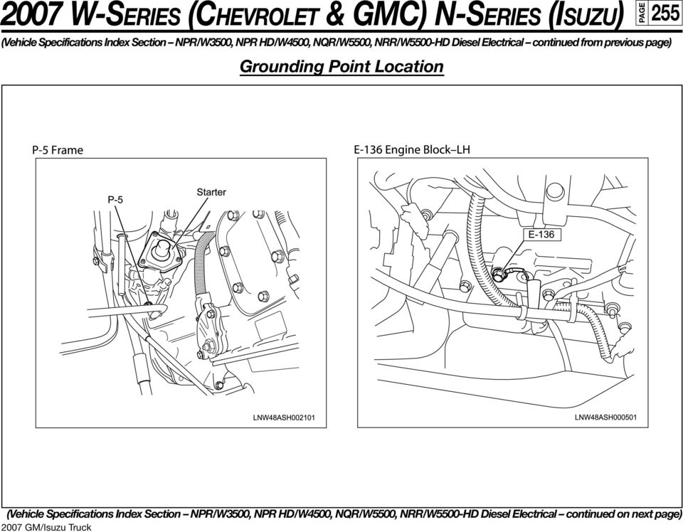 Page on 2007 Gmc W5500 Wiring Diagram
